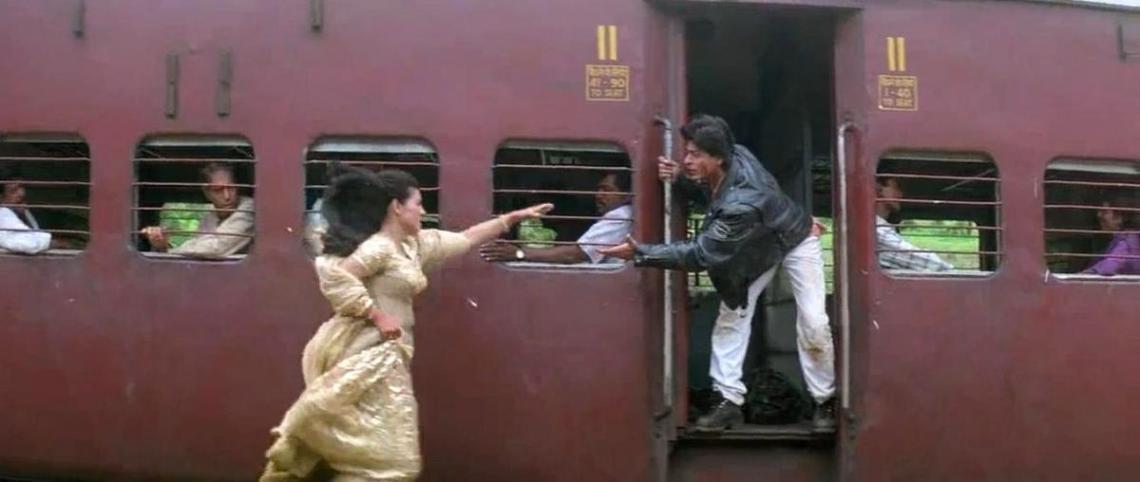 DDLJ-Train